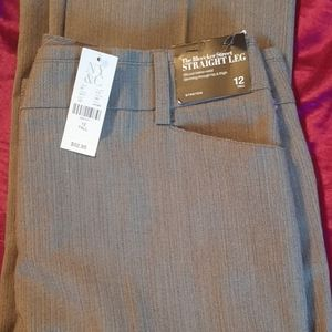 NWT New York & Company Stretch Casual Slacks